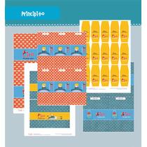 Principito! Candy Bar E Invitaciones Imprimibles