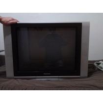 Tv Panasonic 29 Polegadas, Estilo Tela Plana
