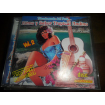 Cd Ritmo Y Sabor Tropical Andino Vol 2