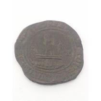 Moneda España 2 Maravedies Reyes Catolicos 1474 - 1504