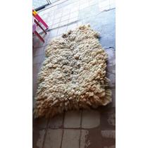 Pelego Natural Pele De Ovelha - Gigante Único De Qualidade!