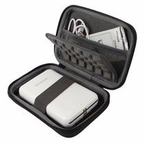Case Capa Para Impressora Polaroid Zip Compacta Fotos