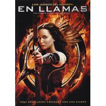 Los Juegos Del Hambre En Llamas The Hunger Games 2013 Dvd