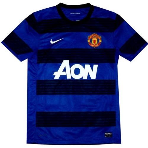 d1e7405ba2 Camisa Manchester United Away 11 12 - R  99