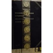Cuartos De Dolar Monedas Plata Serie 2da. Guerra Mundial