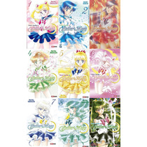 Mangas Sailor Moon Nuevos Español Panini Precio X C/u