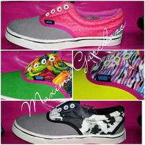 Zapatillas Urbanas Estilo Skater Van S