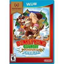 Donkey Kong Country Tropical Freeze - Wii U Lacrado!
