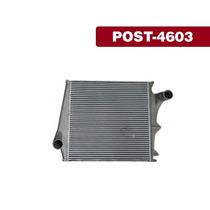 Post Enfriador- Intercooler De Volvo Con Abrazadera