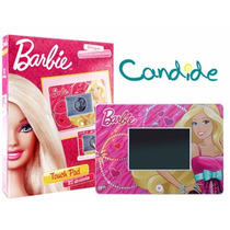Tablet Barbie Candide Touch Pad