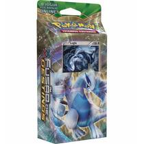 Deck Cartas Pokémon Xy10 Fusão De Destinos Guardião Do Céu