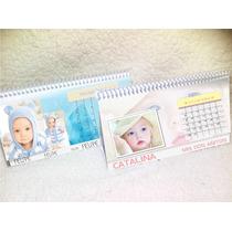 Souvenir Calendario,cumpleaños,boda,15 Años,bautismo,carpas
