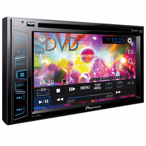 Estereo Pioneer Avh-175dvd Android Iphone Dvd Usb Aux Divx