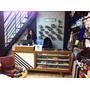 Mueble Mercería Mostrador Vintage Impecable Estilo Nórdico