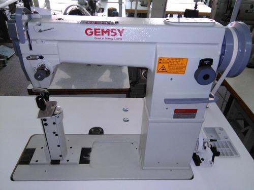 Máquina De Poste 1 Aguja Gemsy Gem 2000-5 - $ 1.490.000 en Mercado Libre