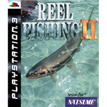 Reel Fishing Pescaria 2 Ps3 Psn Midia Digital Original
