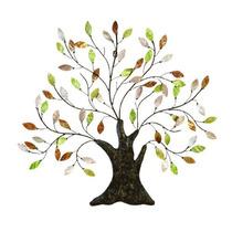 Árbol De La Vida Arte De La Pared De La Decorac Envío Gratis