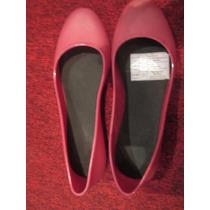 Zapatos Zapatillas Sandalias Dama Toledo Plastico 37 Nuevas