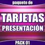 Gran Paquete De Plantillas Tarjetas De Presentacion Editable