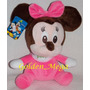 Minnie Mouse Baby Pelúcia Da Disney