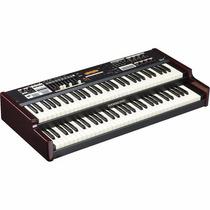 Hammond Sk2 Organo Doble Portatil Sk-2 Dual Drawbar