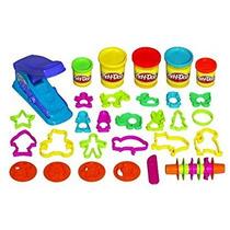 Juguete Playskool Plastilina Fábrica De La Diversión Súper