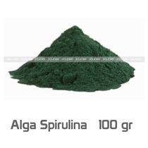 Alga Espirulina Spirulina Maxima En Polvo 100 Gr 2clicmx