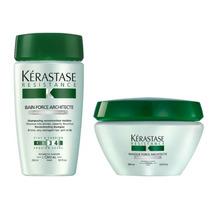 Kérastase - Linha Resistance - Masc/shampoo Force Architecte