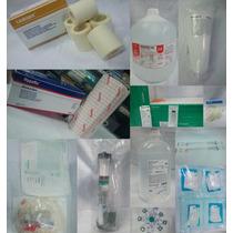 Productos Para Hemodialisis Kit P/fistula,heparina,cateter