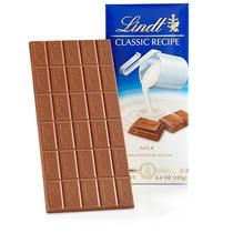 Chocolate Suizo Leche Lindt Lindor Receta Clásica Delicioso