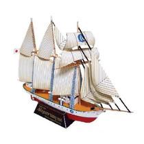Barco A Vela Japones Akogare Navio Pesca Mar Porto Oceano