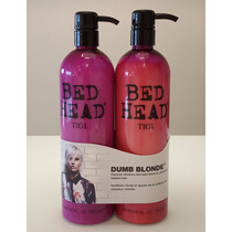 Tigi Bed Head Shampoo Condicionador Dumb Blonde - No Brasil