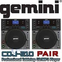 Mixer Gemini Cdj-210