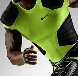 a21d2c0061 Camisa Proteção Futebol Americano Nike Pro Hyperstrong Pad M - R  90 ...