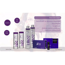 Kit Loiras Fit Cosmeticos Matizante
