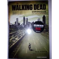 The Walking Dead Chronicles (español) Guía Oficial Tapa Dura