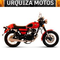 Moto Gilera Vc 200 Super Sport Cafe Racer 0km Urquiza Motos