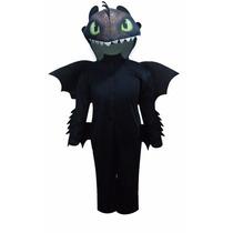Educando Disfraz Chimuelo Entrenar A Tu Dragón Dramatización