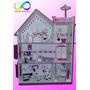 Casa De Muñeca Barbie Gigante! Con Ascensor! Con Regalos!!!