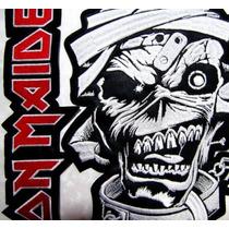 Iron Maiden, Parches Para Chamarra O Chaleco Metalero Rocker