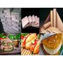 Papel De Envolver, Hamburguesas,shawarmas Arepas,cachapas...