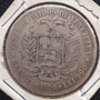 Moneda Fuerte De Plata Año 1900 Lei 900