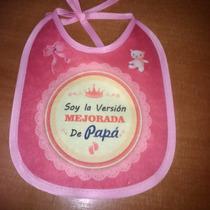 Baberos Personalizados, Bebé, Baby Shower Regalos