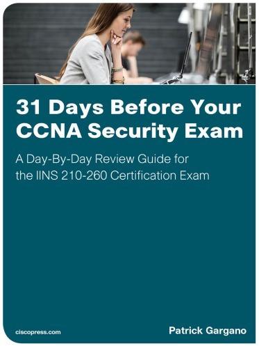 31 Days Before Your Ccna Security Exam Pdf R 19 90 Em Mercado Livre
