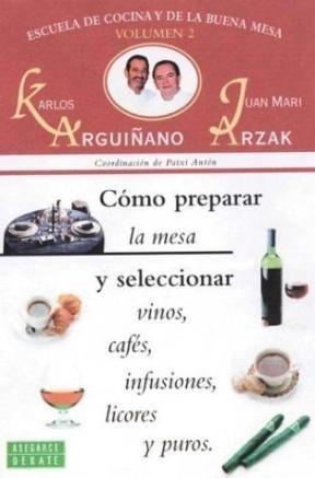 Como Preparar La Mesa (escuela De Cocina Y De La Buena Mesa - $ 690 ...