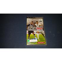 Pes 2012 Pro Evolution Soccer Lacrado Playstation Psp
