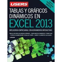 Tablas Y Gráficos En Excel 2013 (libro Digital)