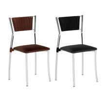 Cadeira Jantar Estofada, Encosto Fio Sintético - Encomenda