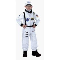Aeromax Jr. Traje De Astronauta Con Gorra Bordada W75