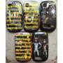 Capa Case Nokia Asha 200 N201 Dual Dupla Proteção - Heroes